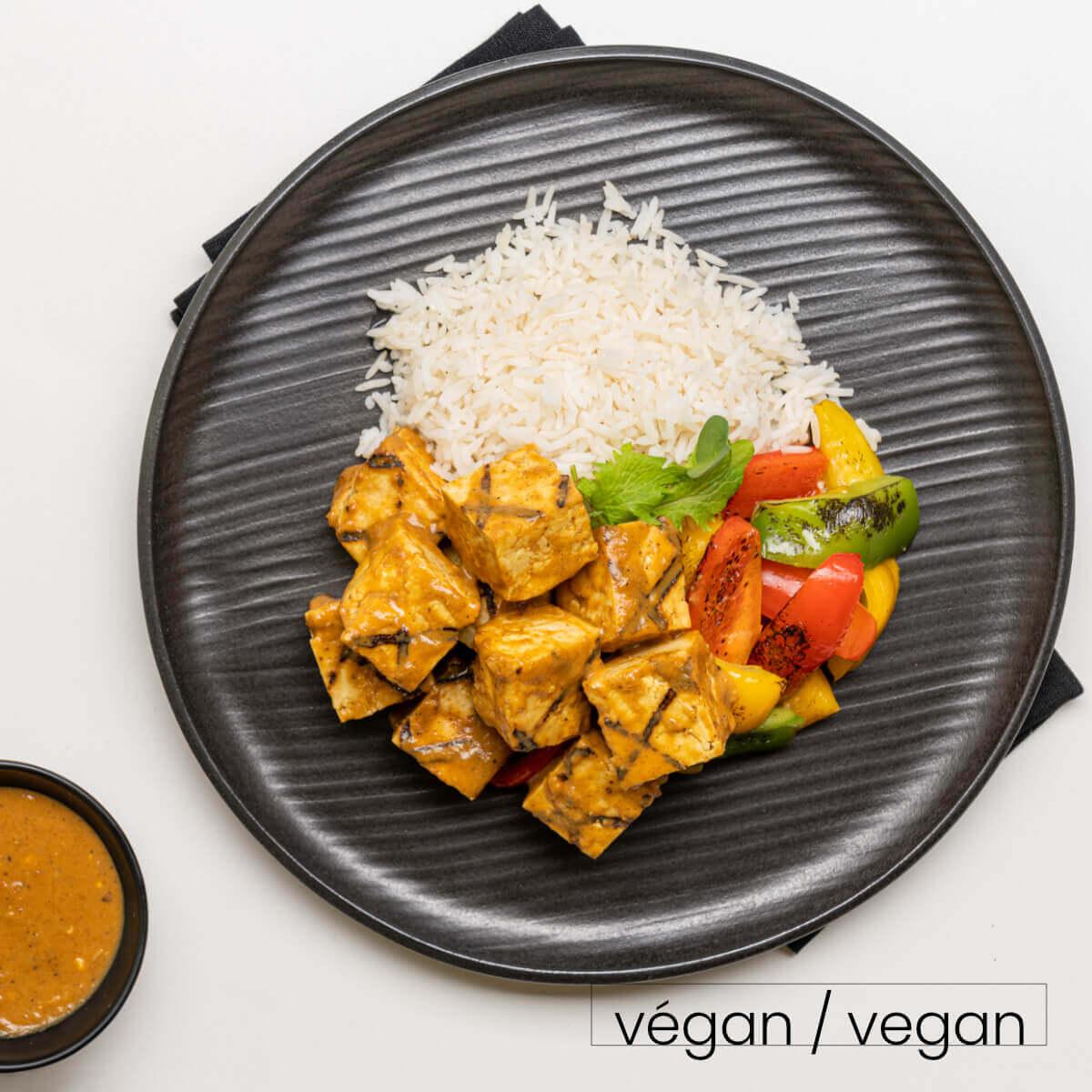 Tofu au beurre Philiber