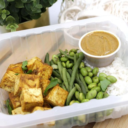 Tofu au beurre