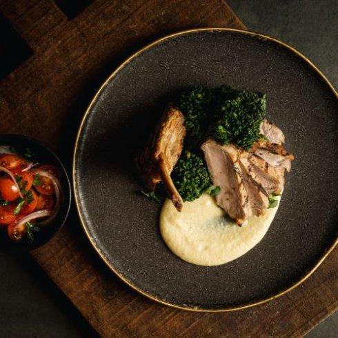 Italian veal rib (2 portions)