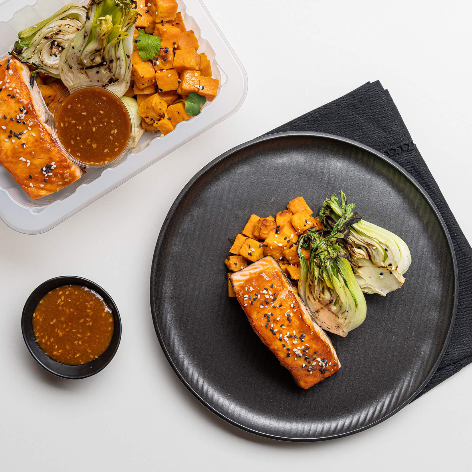 Ready-made meals